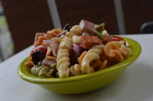 """Our Own"" Pasta Salad"