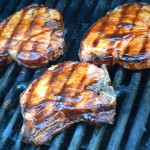 Smoked Pork Chops