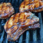 Country Store Smoked Chops!